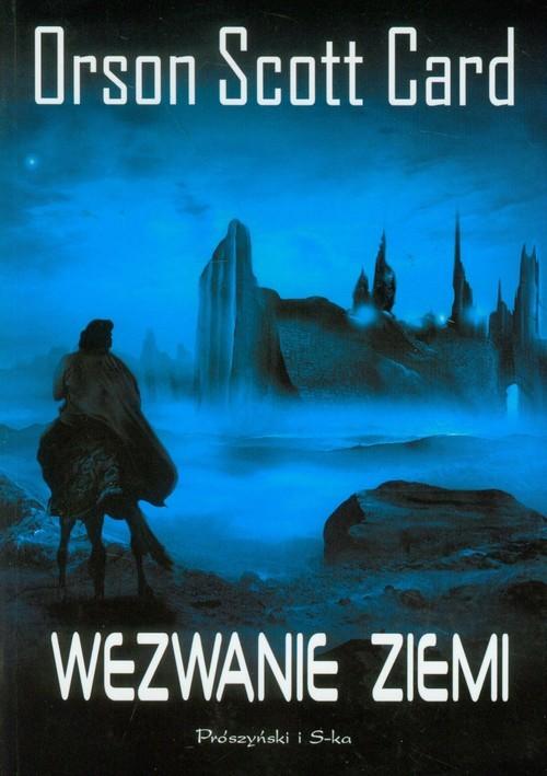 okładka Wezwanie ziemi, Książka | Orson Scott Card