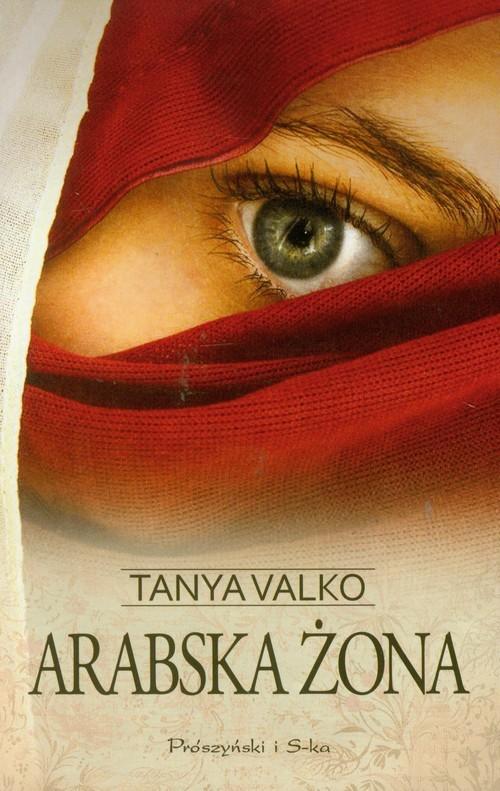 okładka Arabska żona, Książka | Valko Tanya