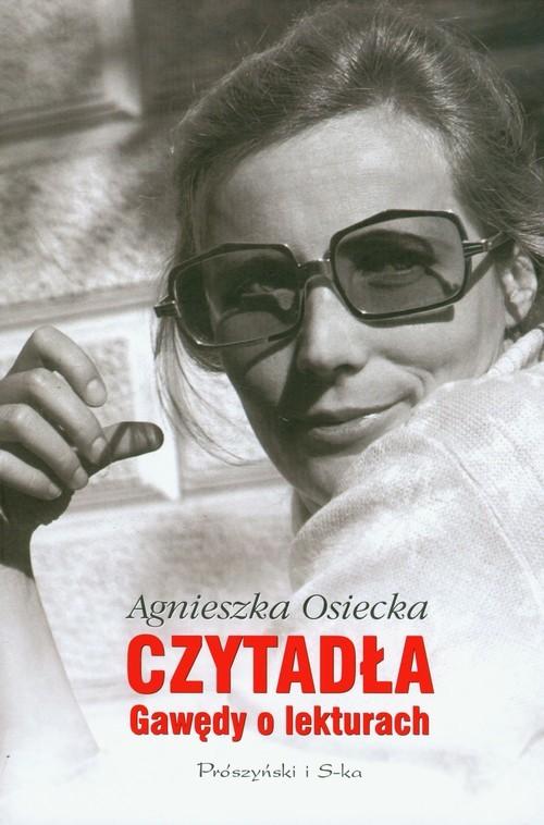 okładka Czytadła. Gawędy o lekturach, Książka   Agnieszka Osiecka