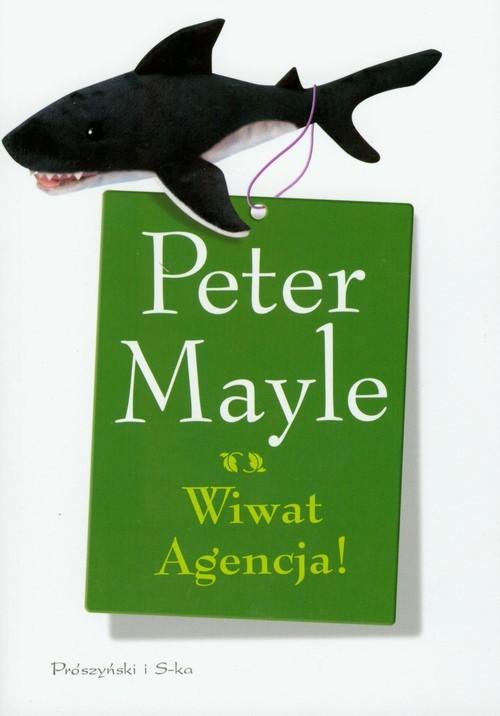 okładka Wiwat agencja, Książka | Mayle Peter