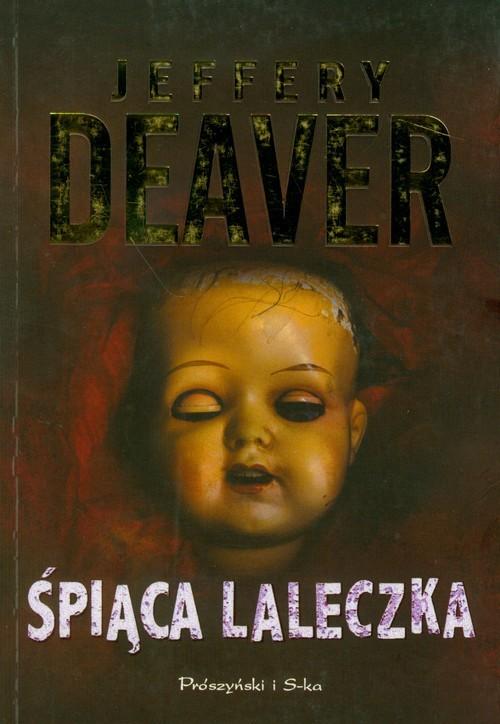 okładka Śpiąca laleczka, Książka   Deaver Jeffery