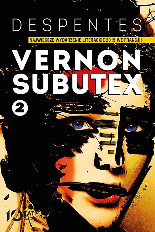 okładka Vernon Subutex. Tom 2, Książka | Virginie Despentes