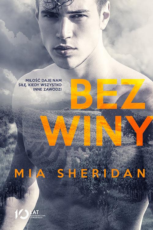 okładka Bez winy, Książka | Mia Sheridan