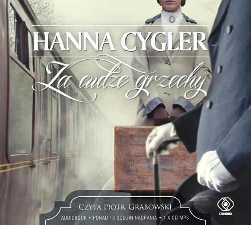 okładka Za cudze grzechy, Książka | Cygler Hanna