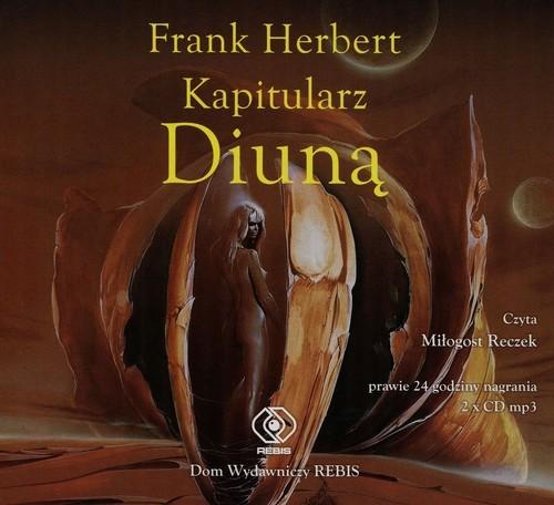 okładka Kapitularz Diunąksiążka |  | Frank Herbert