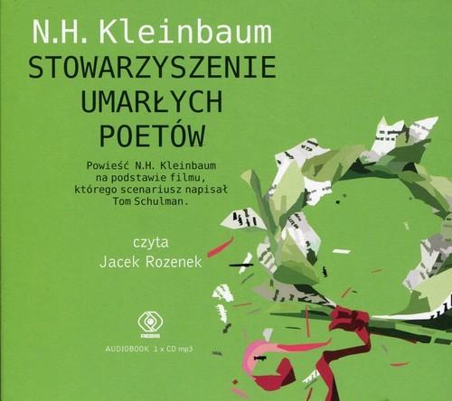 okładka Stowarzyszenie umarłych poetów, Książka | Kleinbaum N.H.
