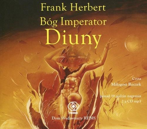 okładka Bóg. Imperator Diunyksiążka |  | Frank Herbert