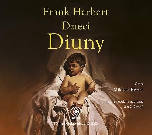 okładka Dzieci Diuny, Książka | Frank Herbert