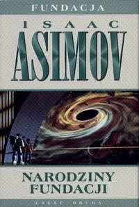 okładka Narodziny fundacji, Książka | Asimov Isaac