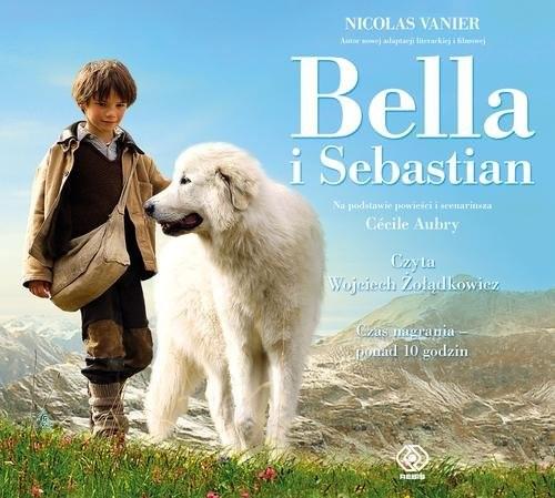 okładka Bella i Sebastian, Książka | Vanier Nicolas