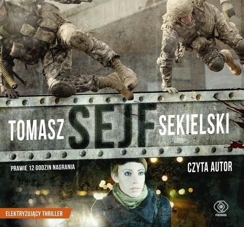okładka Sejf 3. Gniazdo Krukaksiążka |  | Tomasz Sekielski
