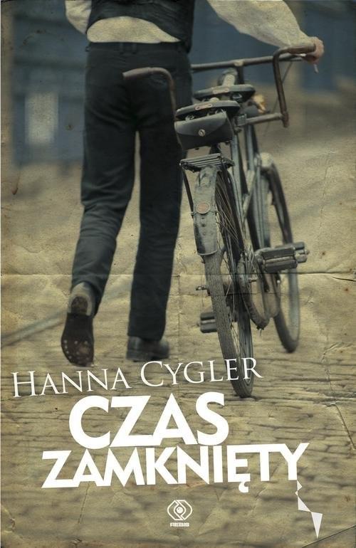 okładka Czas zamknięty, Książka | Cygler Hanna