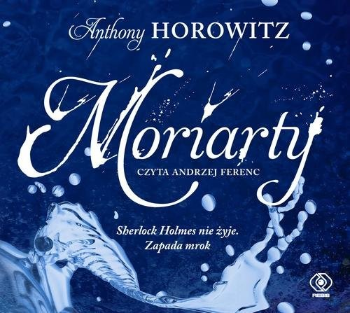 okładka Moriarty, Książka | Anthony Horowitz