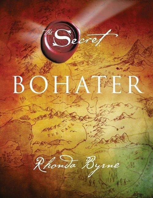okładka Bohaterksiążka |  | Byrne Rhonda