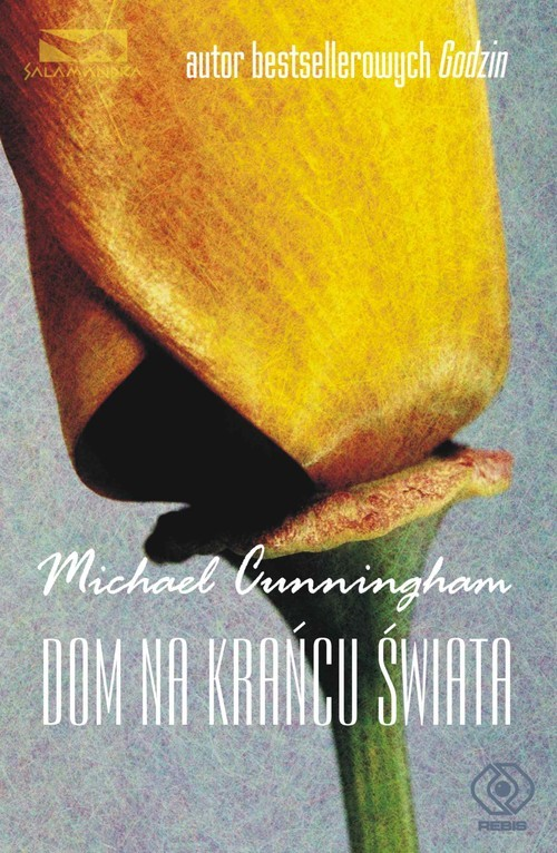 okładka Dom na krańcu świata, Książka | Cunningham Michael