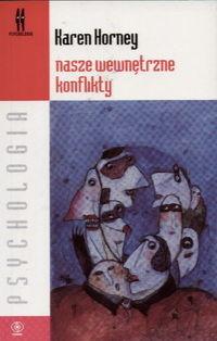 okładka Nasze wewnętrzne konflikty, Książka   Horney Karen
