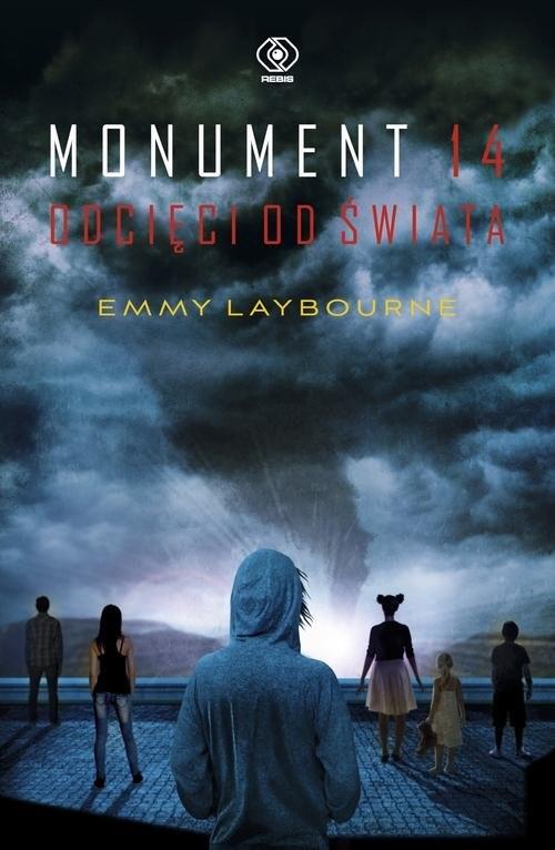 okładka Monument 14. Odcięci od świata, Książka | Laybourne Emmy