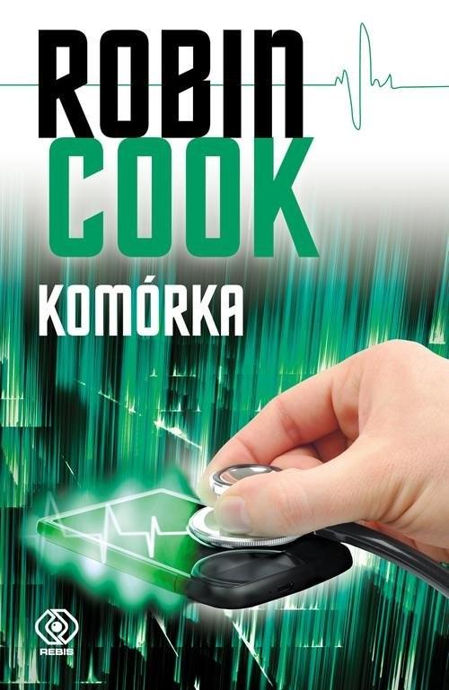 okładka Komórka, Książka | Cook Robin