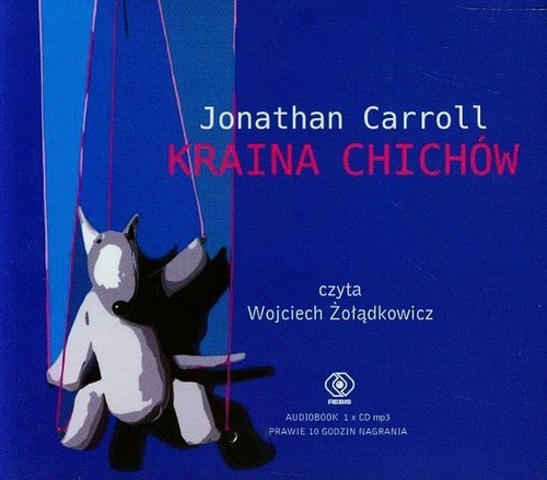 okładka Kraina chichów, Książka | Jonathan Carroll