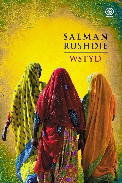 okładka Wstyd, Książka | Salman Rushdie