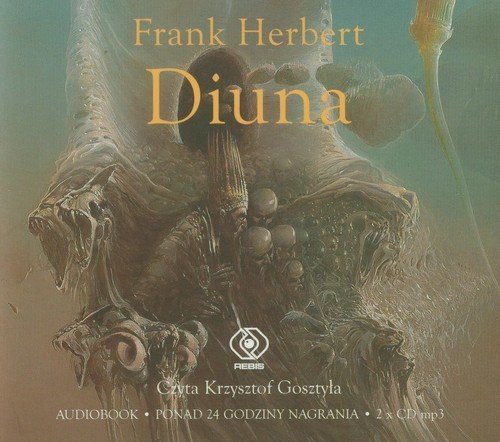 okładka Diunaksiążka |  | Frank Herbert