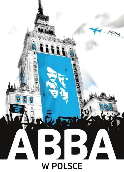 okładka ABBA w Polsce, Książka | Orański Maciej