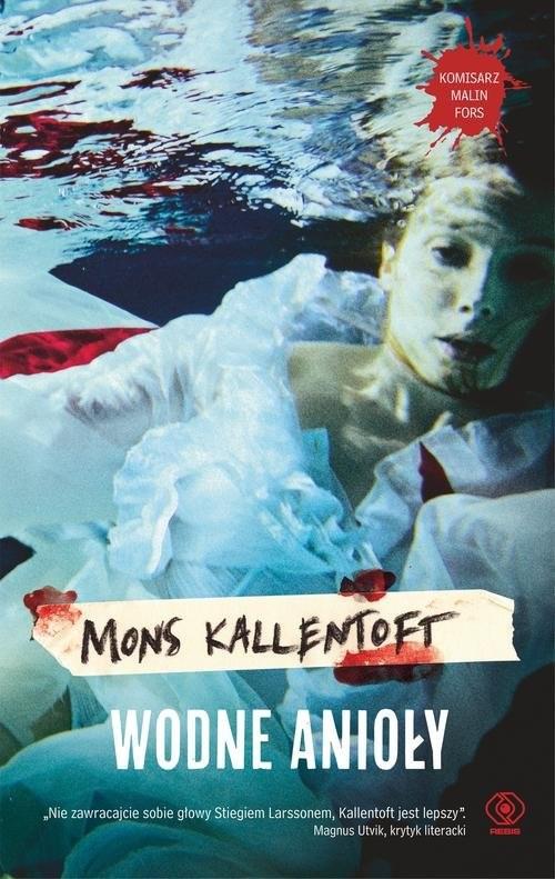 okładka Wodne anioły, Książka | Mons Kallentoft