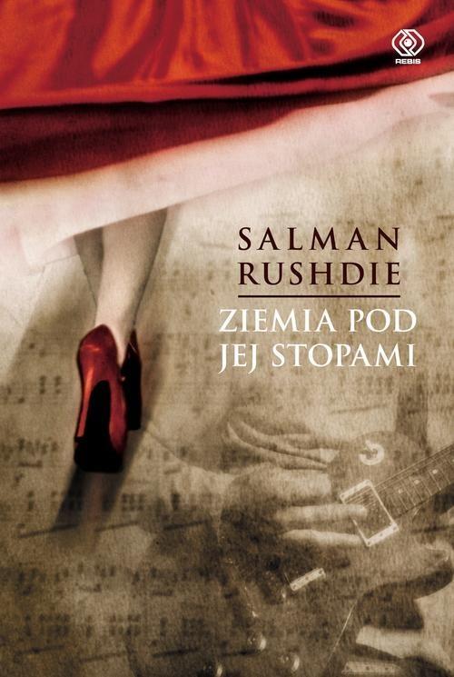 okładka Ziemia pod jej stopamiksiążka      Salman Rushdie