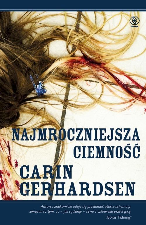 okładka Najmroczniejsza ciemność, Książka | Gerhardsen Carin