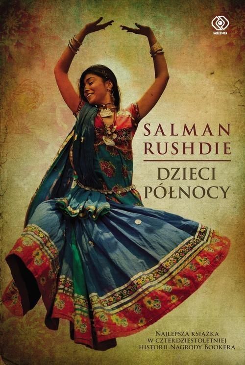 okładka Dzieci północyksiążka      Salman Rushdie