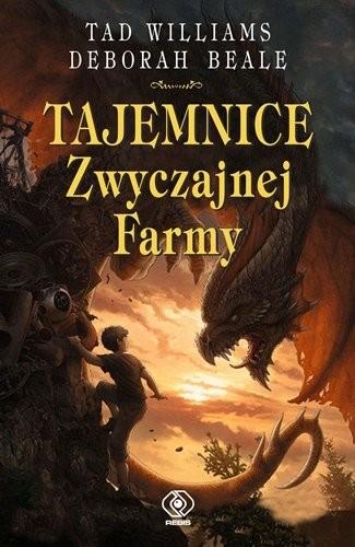 okładka Tajemnice Zwyczajnej Farmy, Książka   Williams Tad