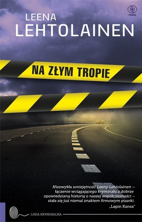 okładka Na złym tropie, Książka | Lehtolainen Leena