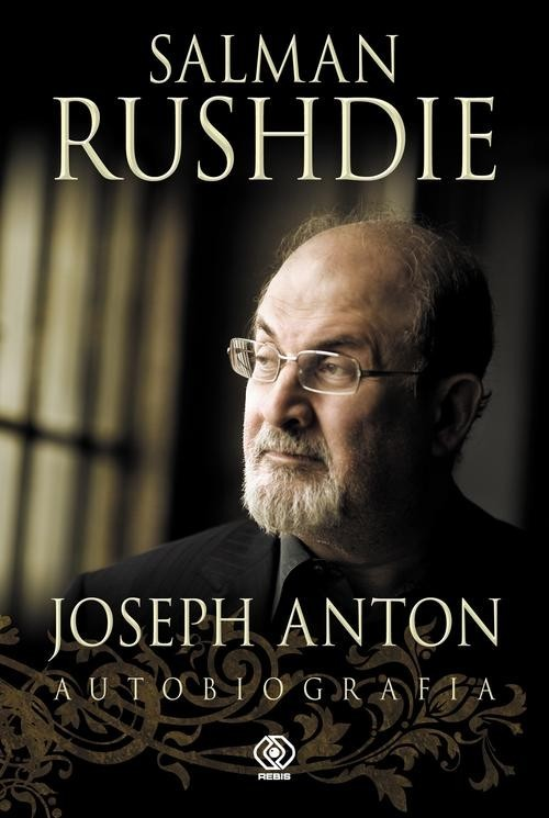 okładka Joseph Anton. Autobiografiaksiążka      Salman Rushdie