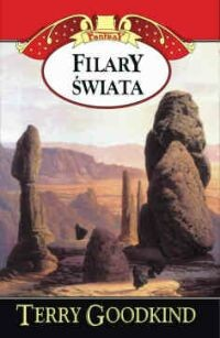 okładka Filary świata, Książka | Terry Goodkind