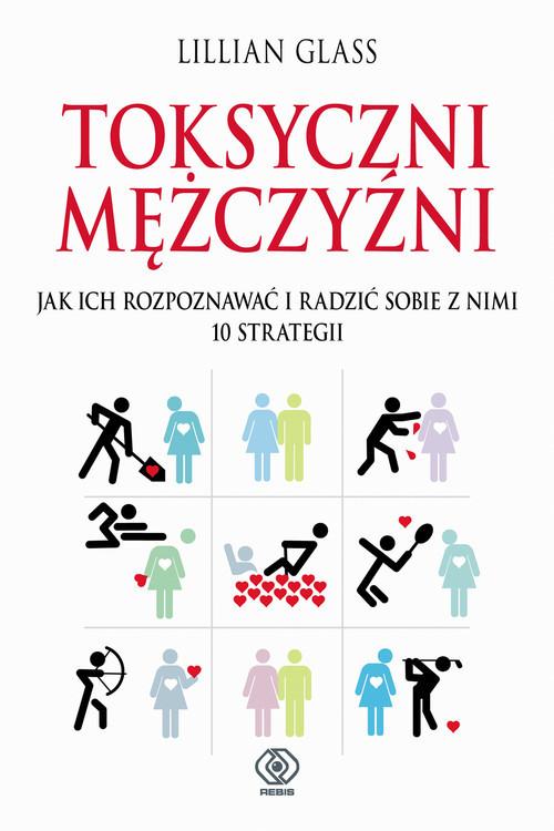 okładka Toksyczni mężczyźni, Książka | Glass Lilllian