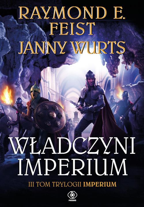 okładka Władczyni Imperium. Tom 3, Książka   Raymond E. Feist, Janny Wurts