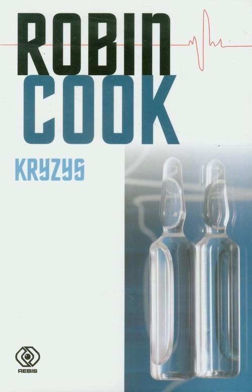 okładka Kryzys, Książka | Cook Robin