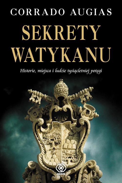 okładka Sekrety Watykanu, Książka | Corrado Augias