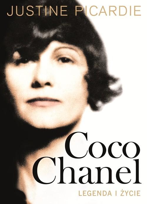okładka Coco Chanel. Legenda i życie, Książka | Picardie Justine