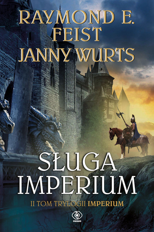 okładka Sługa Imperium. Tom 2, Książka | Raymond E. Feist, Janny Wurts