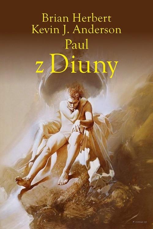 okładka Paul z Diuny, Książka | Kevin J. Anderson, Brian Herbert