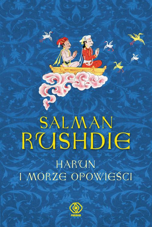 okładka Harun i Morze. Opowieści, Książka | Salman Rushdie