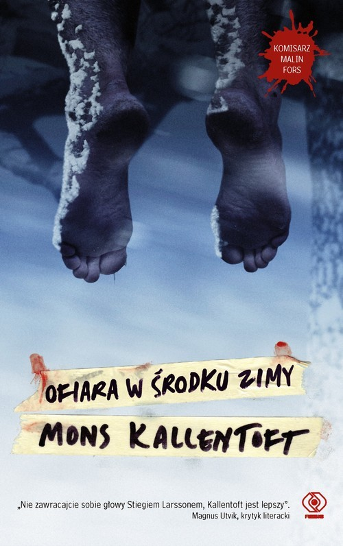 okładka Ofiara w środku zimy, Książka | Mons Kallentoft