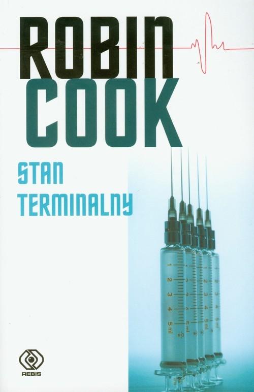 okładka Stan terminalny, Książka | Cook Robin