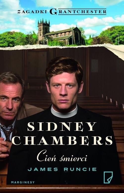 okładka Sidney Chambers. Cień śmierci, Książka   Runcie James