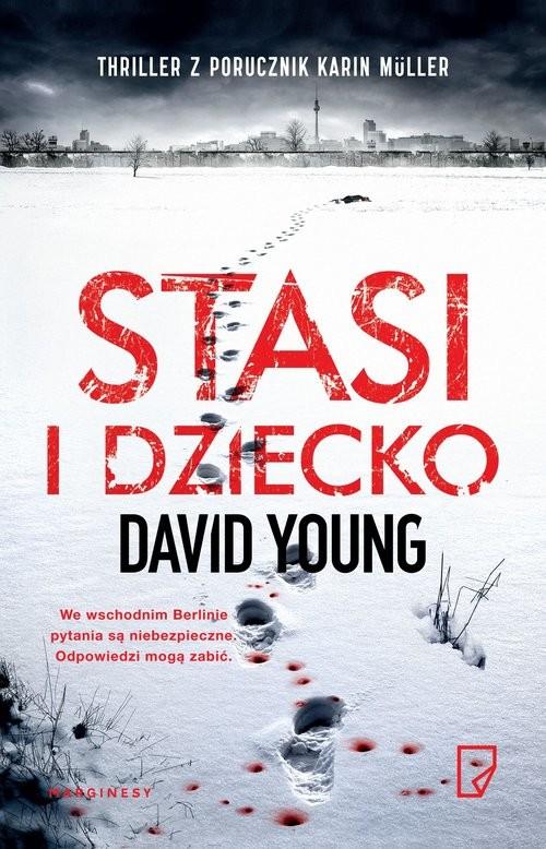 okładka Stasi i dziecko, Książka   David Young