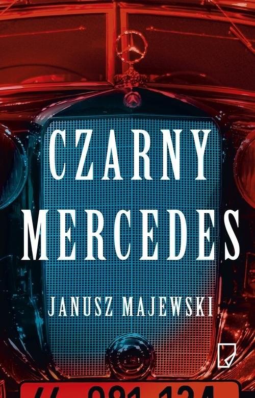 okładka Czarny mercedes, Książka | Majewski Janusz