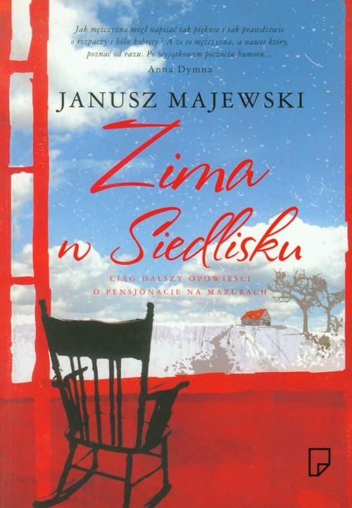 okładka Zima w Siedlisku, Książka | Majewski Janusz