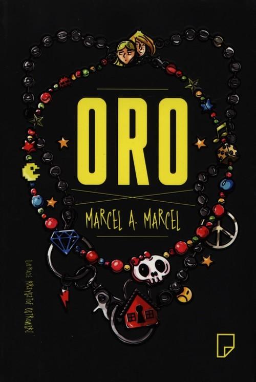 okładka Oro, Książka | Marcel A. Marcel