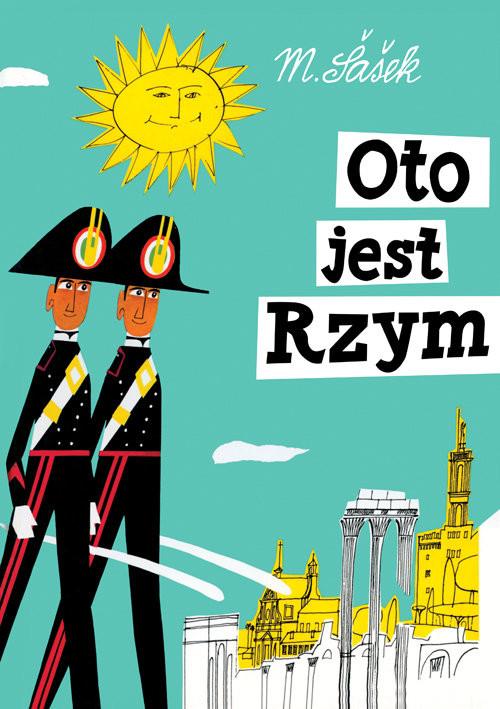 okładka Oto jest Rzymksiążka |  | Sasek Miroslav